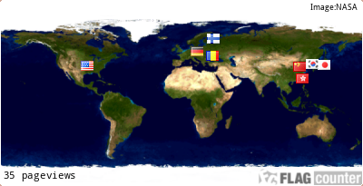 http://s11.flagcounter.com/map/IZmQ/size_s/txt_000000/border_FFFFFF/pageviews_1/viewers_3/flags_0/