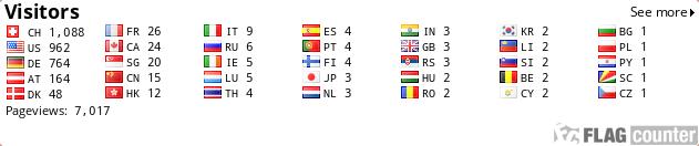 Zukunft Flag Counter